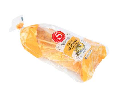 «Дніпровський хлібокомбінат №5» інформує споживачів про зміну упаковки своєї продукції