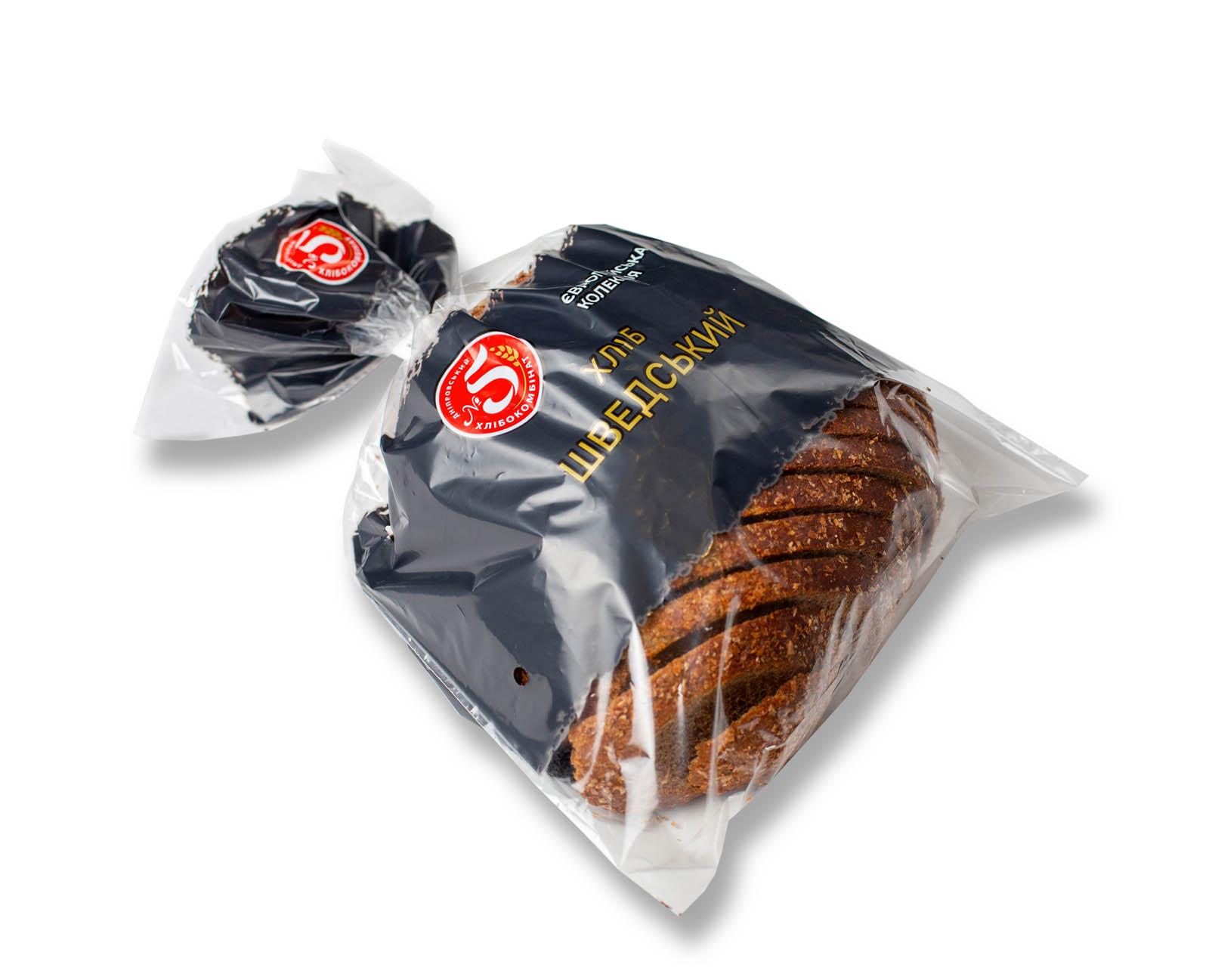"""Хліб """"Шведський"""" нарізаний"""