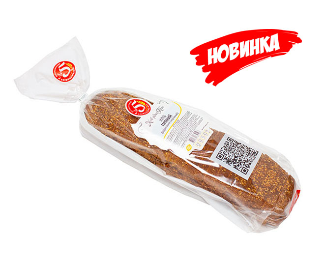 """Хліб """"Пряний"""" формовий (нарізаний)"""