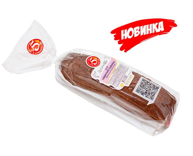 """Хліб """"Заварний з цибулею"""" формовий (нарізаний)"""